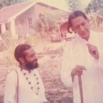 Dr. Niranjan Rajyaguru With Makrand Dave - Nandigram